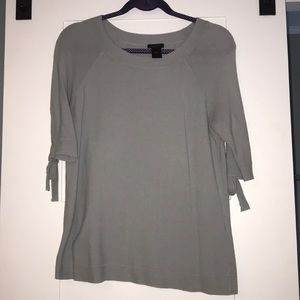Ann Taylor light sweater